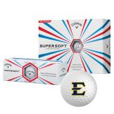 Callaway Supersoft Golf Balls 12/pkg-E - Offical Logo