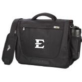 High Sierra Black Upload Business Compu Case-E - Offical Logo