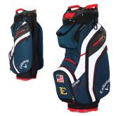 Callaway Org 14 Navy Cart Bag-E - Offical Logo