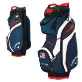 Callaway Org 14 Navy Cart Bag-ETSU