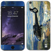 iPhone 6 Plus Skin-H130 In Front of Mountain