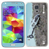 Galaxy S5 Skin-H120 Over Trees