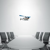 1 ft x 1 ft Fan WallSkinz-EC135 In Blue Sky