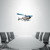 2 ft x 2 ft Fan WallSkinz-EC135 In Blue Sky