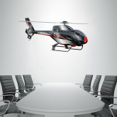 2 ft x 4 ft Fan WallSkinz-EC120 Over Airport