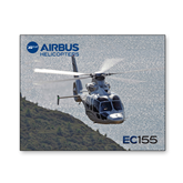 5 x 7 Photographic Print-EC155 Over Mountain/Water