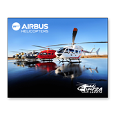 11 x 14 Photographic Print-EC145 Fleet