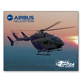 11 x 17 Photographic Print-UH72A Lakota Over Sunset