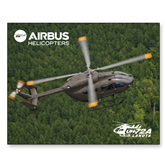 11 x 17 Photographic Print-UH72A Lakota Over Forest