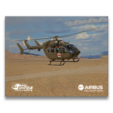 15 x 20 Photographic Print-UH72A Over Dessert