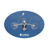 Medium Decal-X3 Frontal Over Water, 8 inches wide