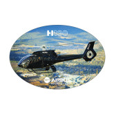 Medium Decal-H130 Over Mountain Valley, 7 inches wide