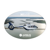 Medium Decal-H145 Over Bridge, 7 inches wide