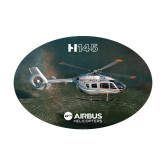 Medium Decal-H145 Over Water, 7 inches wide