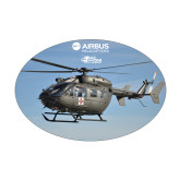 Medium Decal-UH72A In Sky, 7 inches wide