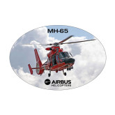 Medium Decal-MH-65 In Clouds, 7 inches wide