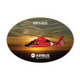 Medium Decal-MH-65 Sunset, 7 inches wide