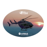 Large Decal-UH72A Lakota Over Sunset, 12 inches wide