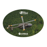 Large Decal-UH72A Lakota Over Forest, 12 inches wide