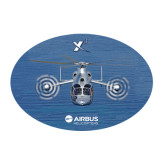 Large Decal-X3 Frontal Over Water, 12 inches wide