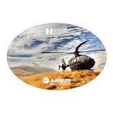 Large Decal-H135 On Ground, 8.5 inches wide