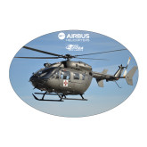 Large Decal-UH72A In Sky, 8.5 inches wide