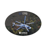 Small Decal-EC175 Over Trees, 6 inches wide