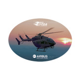 Small Decal-UH72A Lakota Over Sunset, 6 inches wide