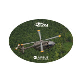 Small Decal-UH72A Lakota Over Forest, 6 inches wide