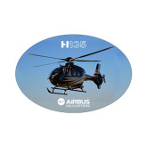 Small Decal-H135 In Sky, 5 inches wide
