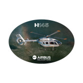 Small Decal-H145 Over Water, 5 inches wide