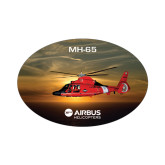 Small Decal-MH-65 Sunset, 5 inches wide