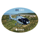 Extra Large Decal-EC130 In Front of Water Inlet, 18 inches wide