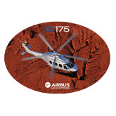 Extra Large Decal-EC175 Over Desert Mountains, 18 inches wide