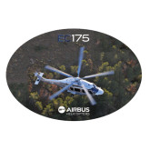Extra Large Decal-EC175 Over Trees, 18 inches wide