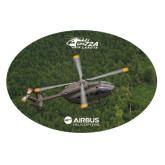 Extra Large Decal-UH72A Lakota Over Forest, 18 inches wide
