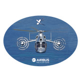 Extra Large Decal-X3 Frontal Over Water, 18 inches wide