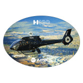 Extra Large Decal-H130 Over Mountain Valley, 12 inches wide