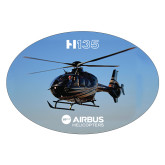 Extra Large Decal-H135 In Sky, 12 inches wide