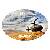 Extra Large Decal-H135 On Ground, 12 inches wide