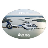 Extra Large Decal-H145 Over Bridge, 12 inches wide