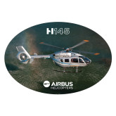 Extra Large Decal-H145 Over Water, 12 inches wide