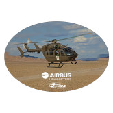 Extra Large Decal-UH72A Over Dessert, 12 inches wide