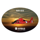 Extra Large Decal-MH-65 Sunset, 12 inches wide