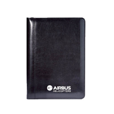 Wall Street Black Junior Writing Pad-Airbus Helicopters