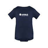 Navy Infant Onesie-Airbus Helicopters