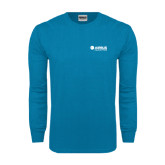 Sapphire Long Sleeve T Shirt-Airbus Helicopters
