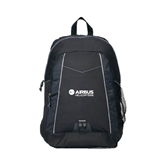 Impulse Black Backpack-Airbus Helicopters