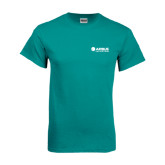 Teal T Shirt-Airbus Helicopters