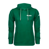 Adidas Climawarm Dark Green Team Issue Hoodie-Airbus Helicopters